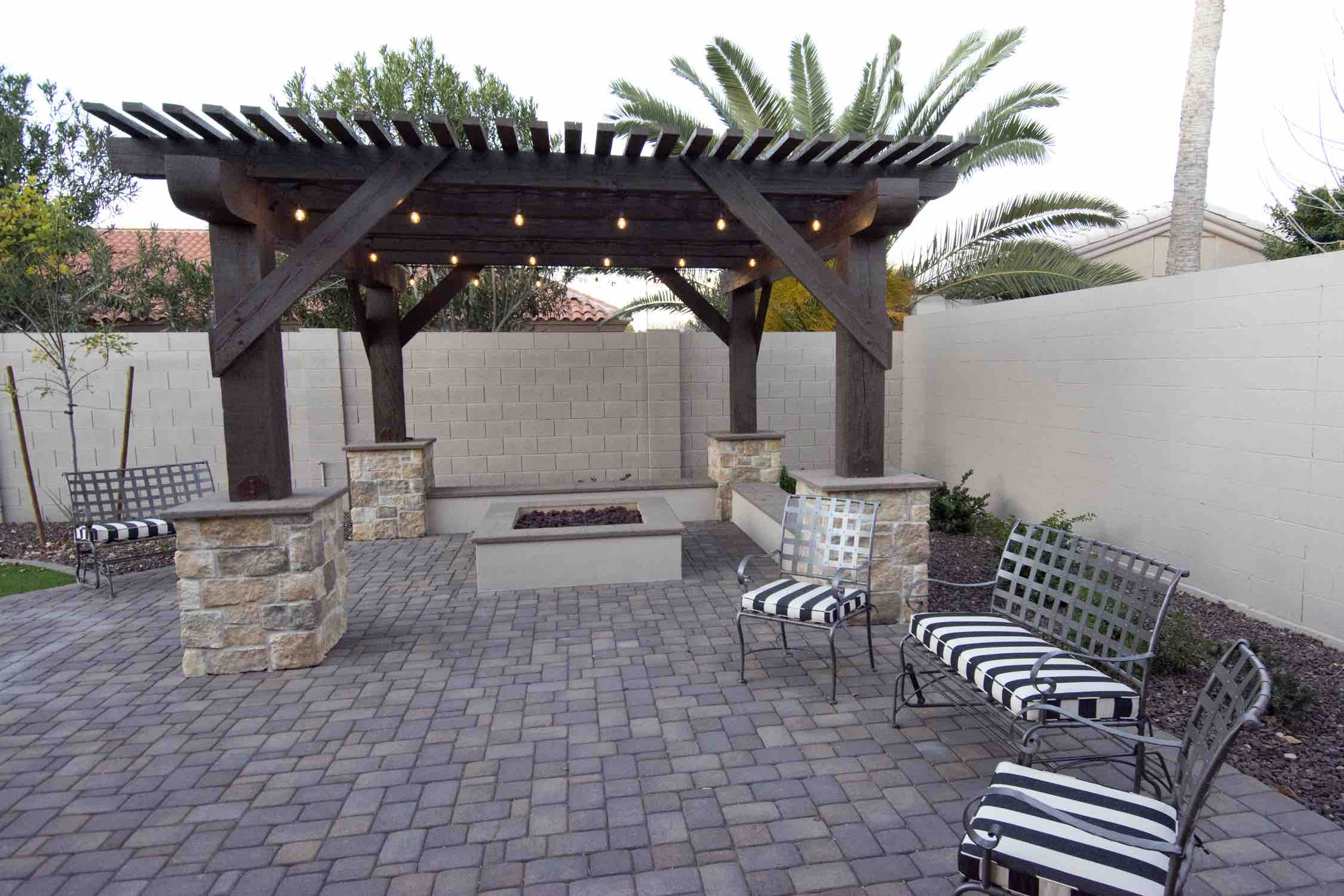 cozy and designs the patios outdoor flagstone plans firepit gallery decks cool with pergola decoration design patio home backyard best ideas